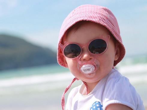 peligros verano bebés