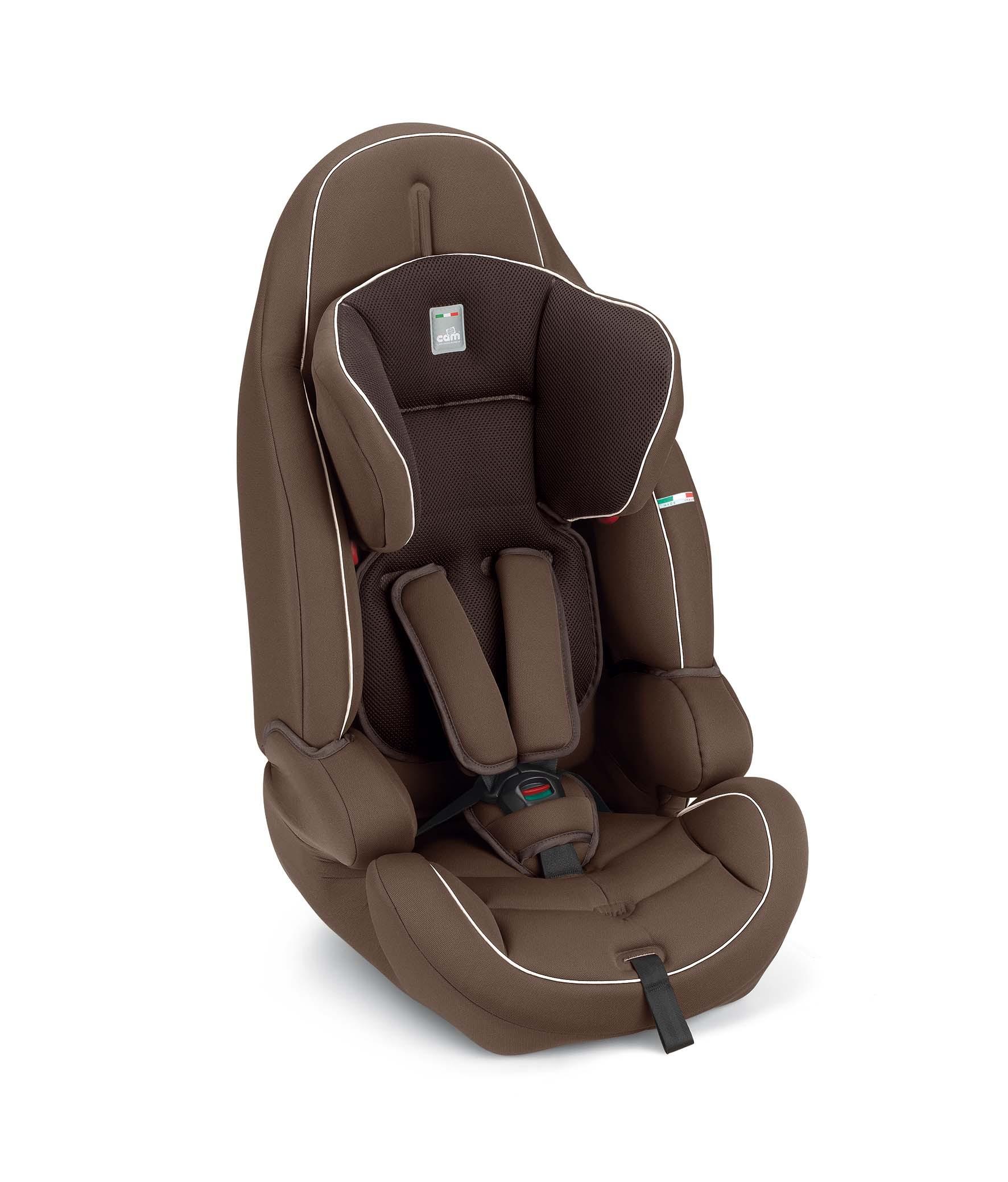 Cam silla de auto le mans for Silla para auto 8 anos