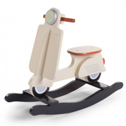 Childhome balancin scooter beig