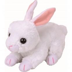 Beanie boo´s conejo Cotton blanco 15cm