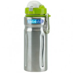 Bebedue termo Porta Liquidos 500 ml Acero