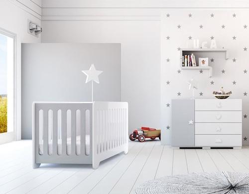 Habitaci n del bebe - Vinilos para habitaciones de bebes ...