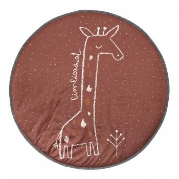 Bimbi casual alfombra colección giraffe