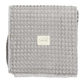 Bimbi casual manta crochet 95x75cm