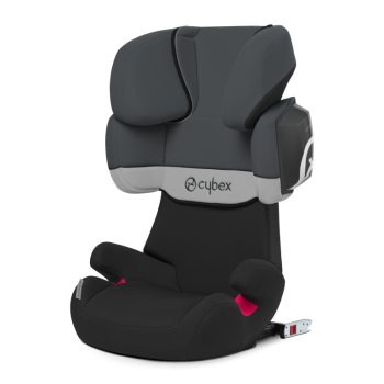 Cybex silla de auto gr.2/3 SOLUTION X2-FIX 2020