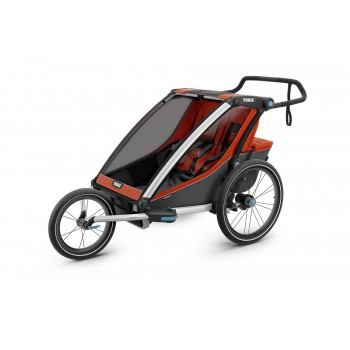 Thule carrito multifuncional chariot cross doble