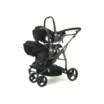 Adaptador Grupo 0 para Easy Twin Baby Monsters