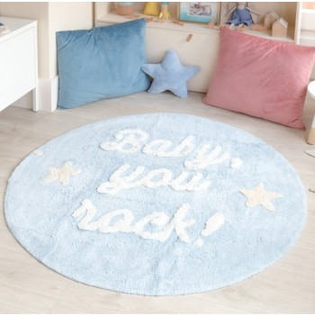 Lorena canals alfombra baby you rock by Mr.wonderful