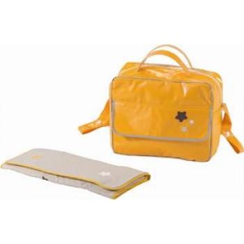 BIMBI DREAMS Bolso + Vestidor Osito Yellow