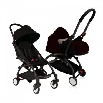 Babyzen yoyo+ duo silla de paseo + color pack 6+ y set recien nacido