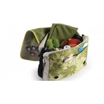 Hoppop bolso tag bag - flower power