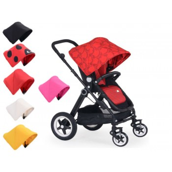 Ibaby capota extra para silla Belive.