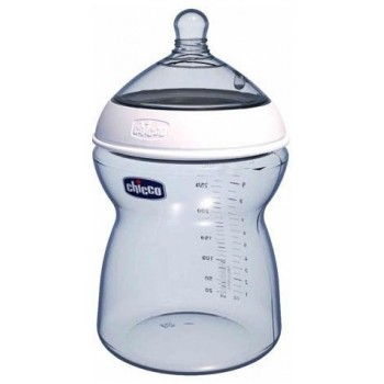 CHICCO BIBERÓN STEP UP 3 330 ML 6M+ FLUJO PAPILLA