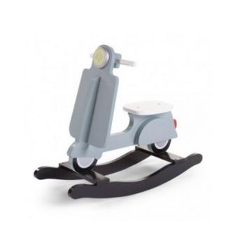 Childhome balancín scooter azul