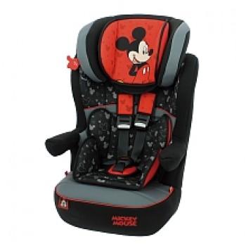 Mickey Mouse - Silla Auto Imax Grupo 1-2-3 (De 9 a 36 Kg)
