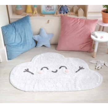 Lorena canals alfombra Happy cloud by Mr.wonderful
