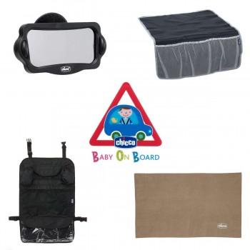 Chicco kit para viajes en coche