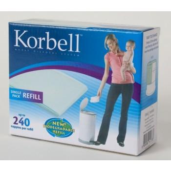 Korbell Recambios Contenedor de Pañales