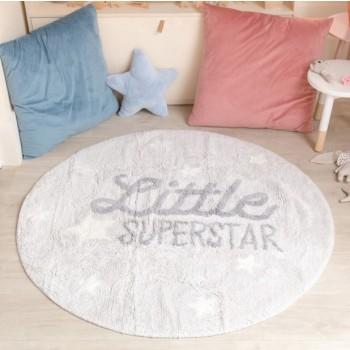 Lorena canals alfombra Little Super star by Mr.wonderful