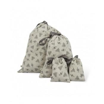 Fundas bcn Pack de bolsas guardería impermeables
