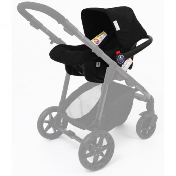 Silla de Auto Grupo 0 Baby Monsters Easy Twin