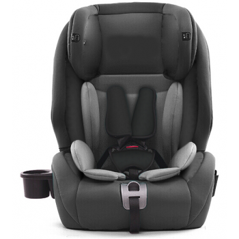 Silla De Coche Grupo 1 2 3 Isofix Star Ibaby City Fix Color Black Grey