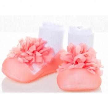 Attipas Zapatos Pompon Rosa