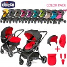 Chicco Duo Pack Urban Color Rojo