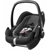 Bebe confort silla de auto pebble plus.