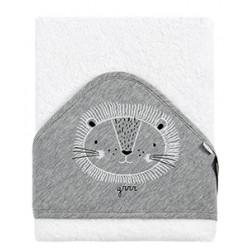 coimasa maxicapa de baño casual organic león