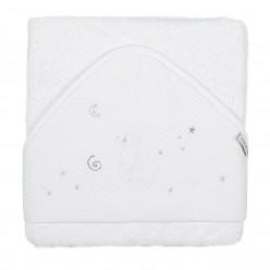 Pirulos capa de baño colección oso nieve