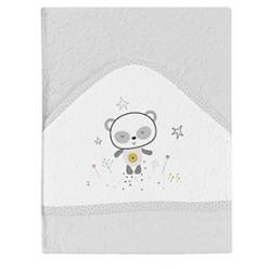 Chic maxicapa de baño panda