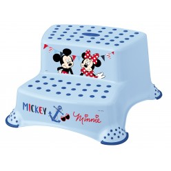 Plastimyr Taburete doble Mickey y Minnie