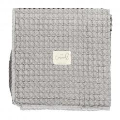 Bimbi casual manta crochet 110x145cm