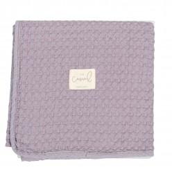 Bimbi casual manta crochet colección happy days