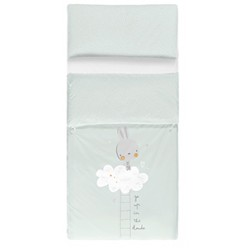 Pirulos saco nórdico+ funda almohada Conejito