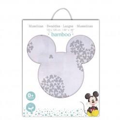 Interbaby muselina original colección disney Mickey