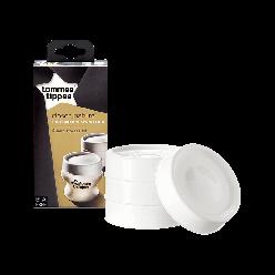 Tommee tippee tapas para conservar la leche