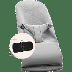 Babybjorn Pack Hamaca Bliss 3D Jersey  con bolsa de transporte
