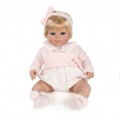 La nina bebé 50 cm