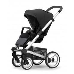 mutsy cochecito de bebé duo nio explore edition - grey grip
