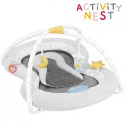 Badabulle Alfombra de juegos para el bebé Moonlight