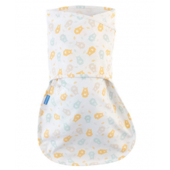 Tommee tippee Arrullo Groswaddle Bennie el Oso 0-3 meses