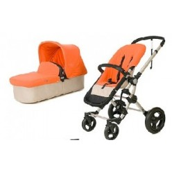 BABY ACE duo silver arena orange basic