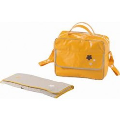 BIMBI DREAMS Bolso + Vestidor Osito Yellow