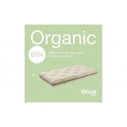 Ecus Colchón Bio Green Organic