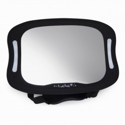 tuc tuc espejo coche led + mando basic