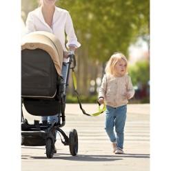 Jane cinta arnes de paseo con mosqueton