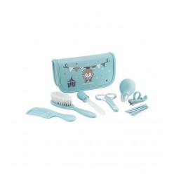Miniland Kit de Cuidados Baby Kit azure