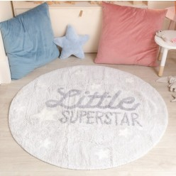 Lorena canals alfombra Little Super star by Mr.wonderful